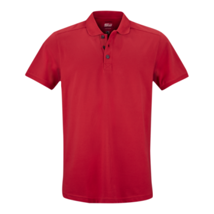 Martin Polo GOTS red