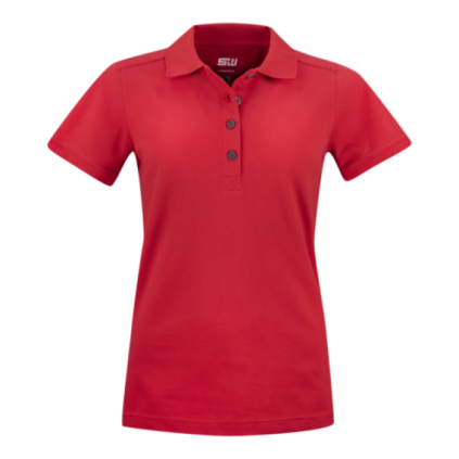 Magda Polo GOTS red