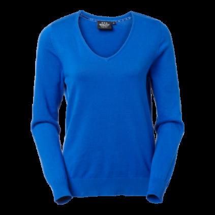 Coral VH knit lds cob blue