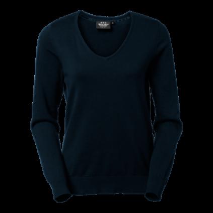 Coral VH knit lds dk navy