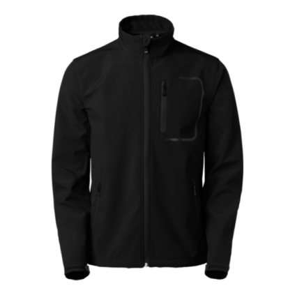 Atlantic Softshell - black