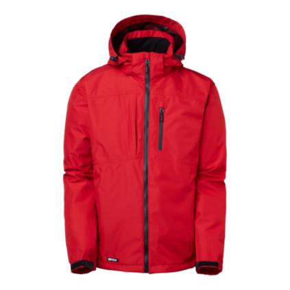 Shell jacket Ames red