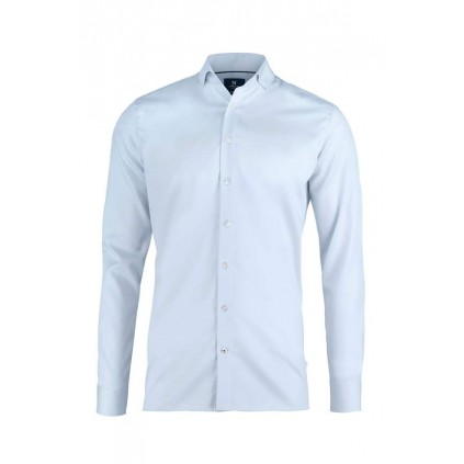 Portland Slim Fit Mens  Light Blue