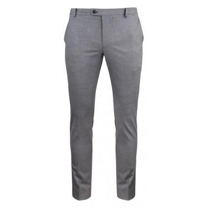 JH&F Classic Trousers Grey Melange