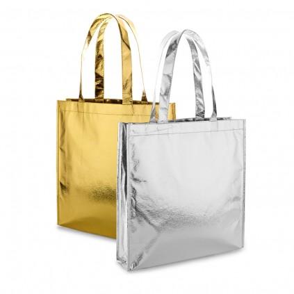 Handlenett  - Gull/Sølv