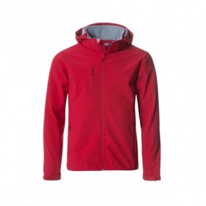 CLIQUE Basic Hoody Softshell Jacket