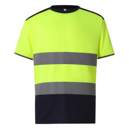 Hi-Vis Two Tone T-Shirt